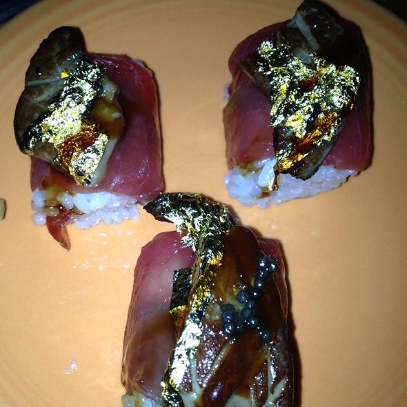 Yamato Sushi Roll - SUSHISAMBA West Village, New York, NY
