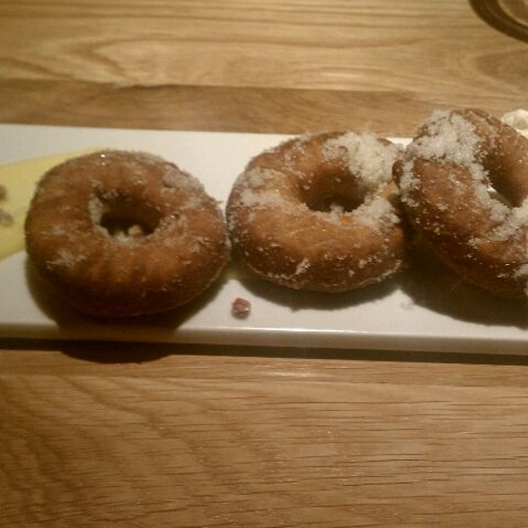 Ricotta Donuts - Providence - New American Kitchen, Kansas City, MO
