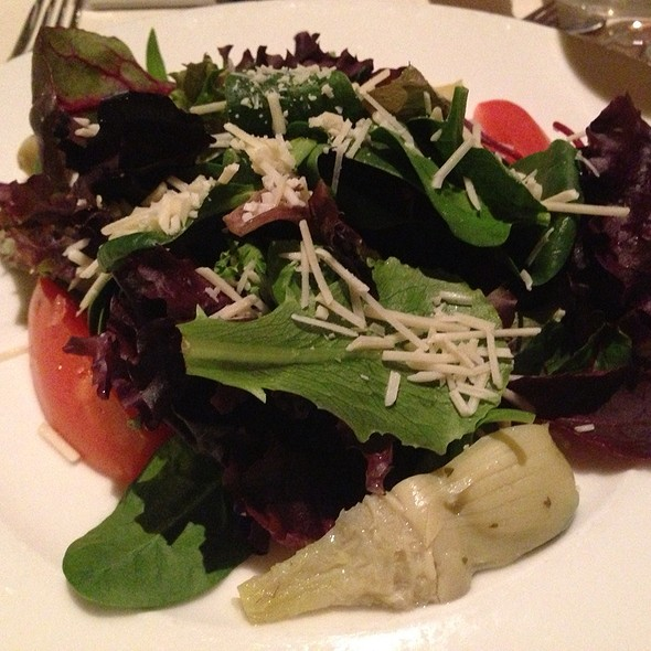 Salad - Marina Kitchen - San Diego Marriott Marquis & Marina, San Diego, CA