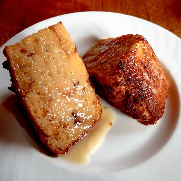 Habanero Bread Pudding - Corner Social, New York, NY