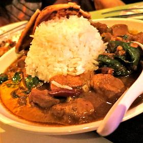 Pork Vindaloo - Chino Latino, Minneapolis, MN