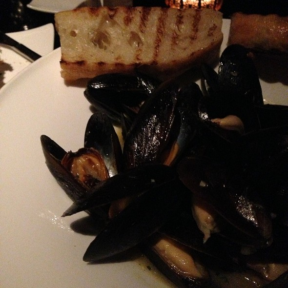 Mussels - The Grill at Forty 1 North, Newport, RI