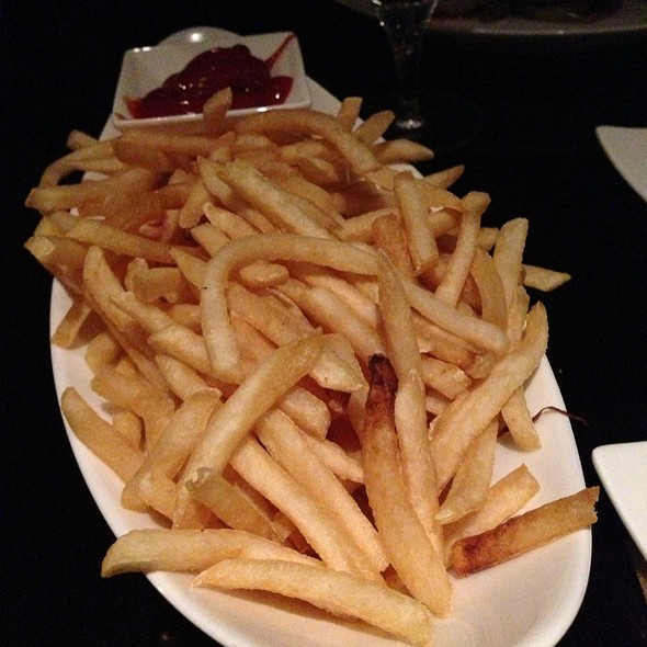 French Fries - The Grill at Forty 1 North, Newport, RI