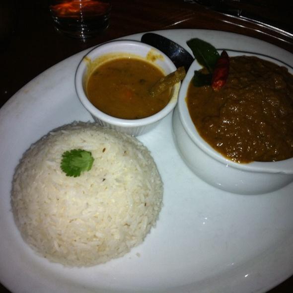 Indian Restaurant Haywood Rd