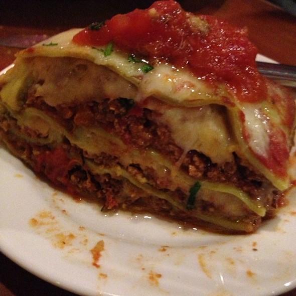 lasagna - Teresa Caffe, Princeton, NJ