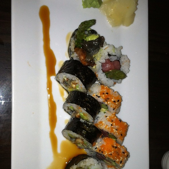 Beauty And The Beast - Red Koi Lounge, Coral Gables, FL