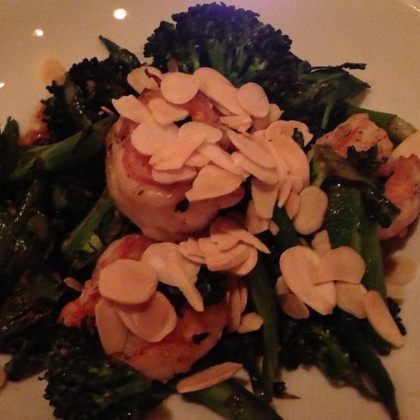 Shrimp And Broccoli Rabe - Rocking Horse Cafe, New York, NY