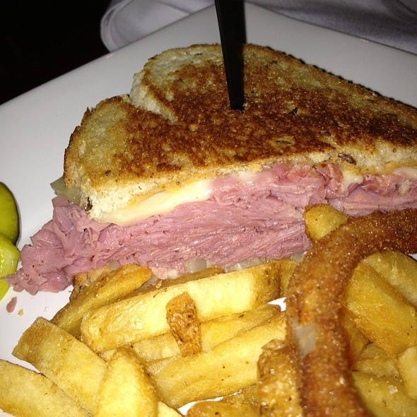 Pastrami Sandwich - Joe's American Bar and Grill - Boston, Boston, MA