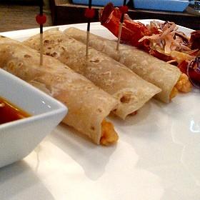 Tacos De Langosta - Sonora Grill Prime - Roma, México, DIF