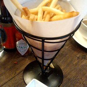 Fries - Sonora Grill Prime - Roma, México, DIF