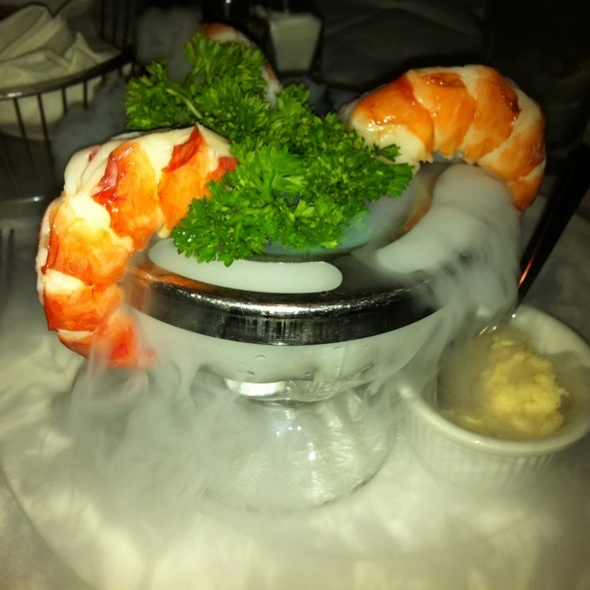 Shrimp Cocktail - Mastro's Steakhouse - Thousand Oaks, Thousand Oaks, CA