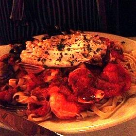 Zuppa Di Pesce - Bella's Restaurant, Charlottesville, VA