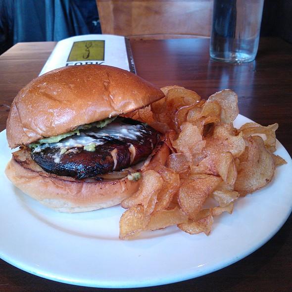 Grilled Portobello Sandwich - Fork - Boise, Boise, ID
