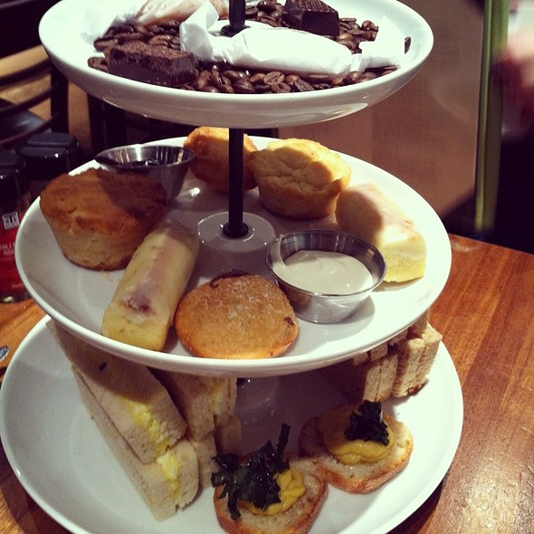 Afternoon Tea Set - Sanctuary T, New York, NY