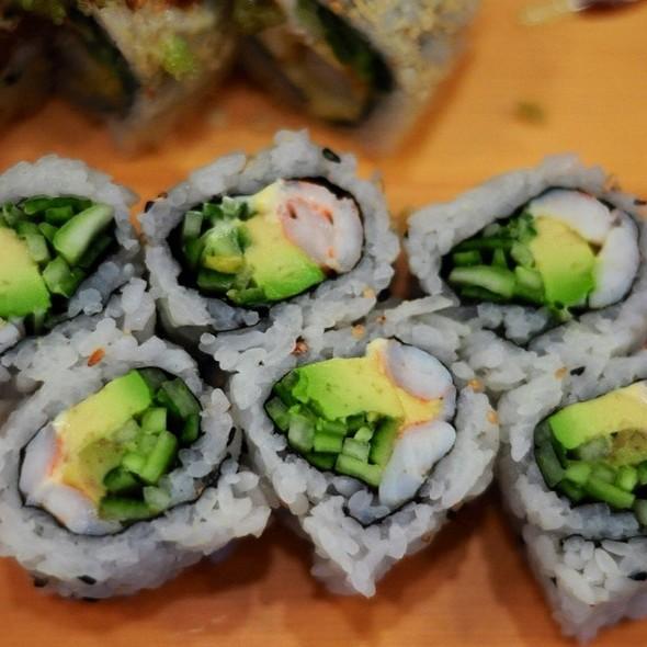 Ebi-Q Roll - Sushi House, Leawood, KS