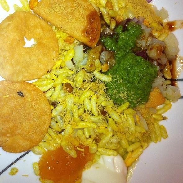 Bhel Puri - Mint Indian Bistro, Las Vegas, NV