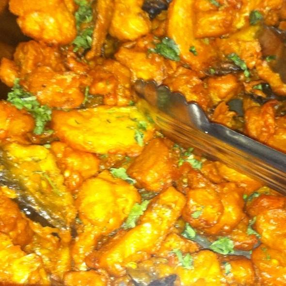 Mixed vegetable pakora - Mint Indian Bistro, Las Vegas, NV