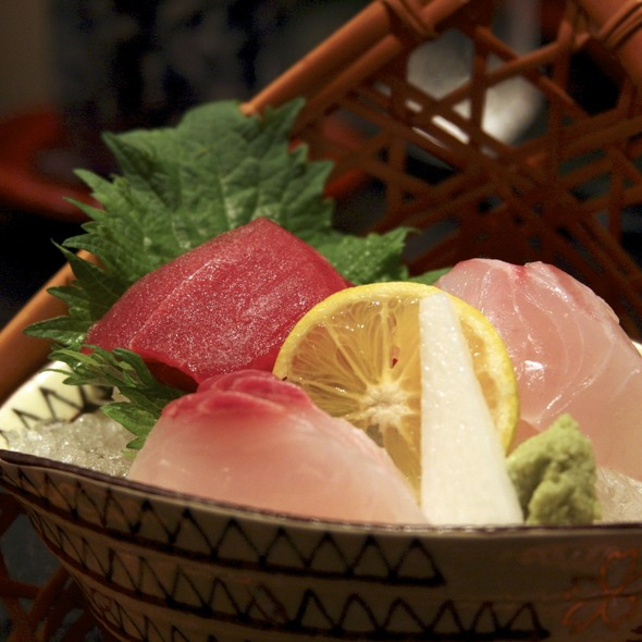 Sashimi - Hakubai - The Kitano, New York, NY