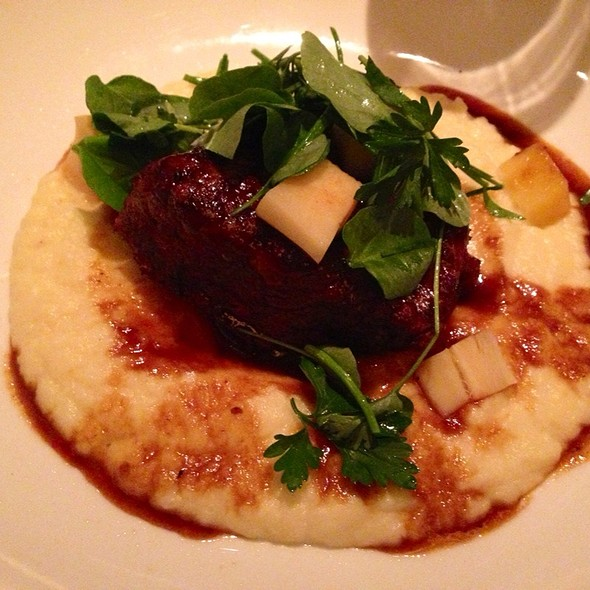 Braised Short Ribs - Mon Ami Gabi - Reston, Reston, VA