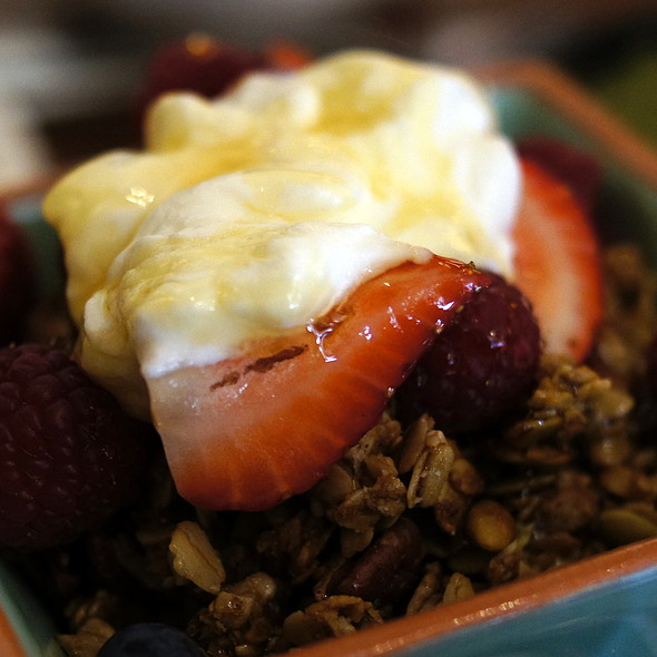 Granola With Fruit And Yogurt - La Palapa, New York, NY