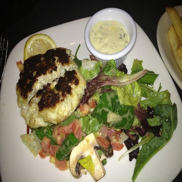 crab cake - Village Tavern Alpharetta, Alpharetta, GA