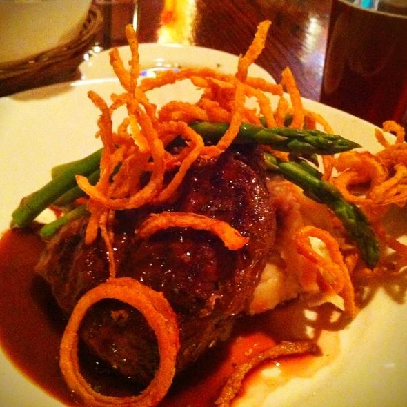 Ranch Steak - John Harvard's Brewery and Ale House, Framingham, MA
