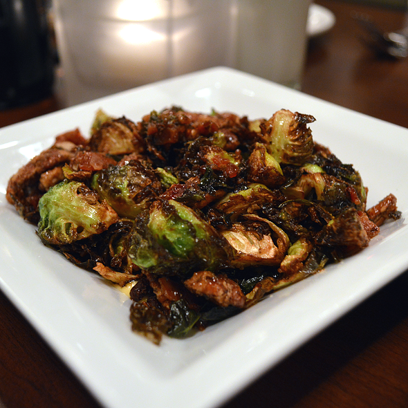 Crispy Brussel Sprouts - J Bistro Downtown, Sandusky, OH