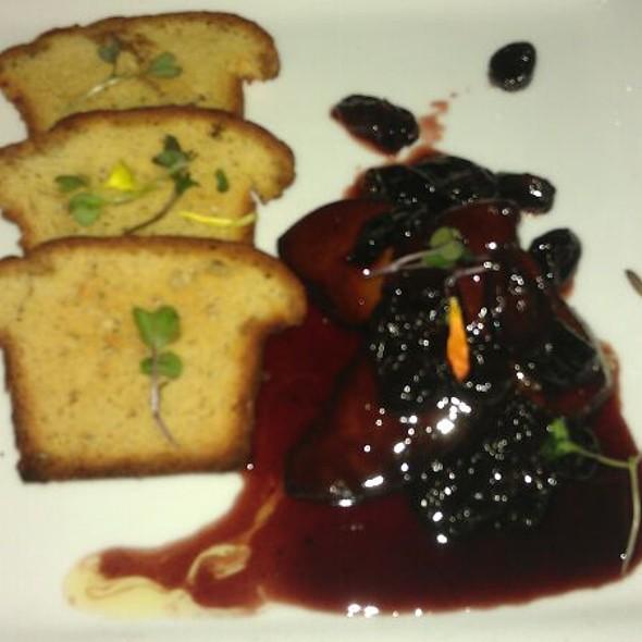 Foie gras! - Trois Cent Onze, San Juan, PR