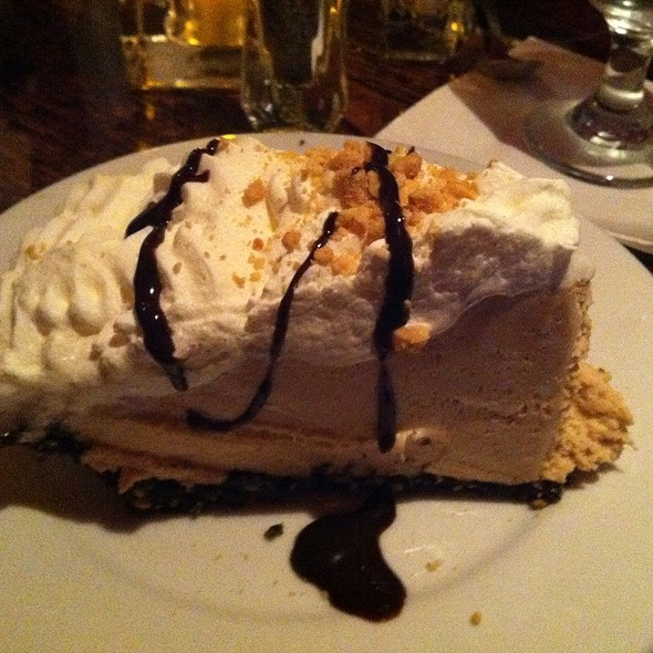 Peanut Butter Pie - Stoned Crab, Macungie, PA