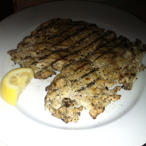 Grilled Chicken Breasts - Cedar Creek, Glen Cove, NY