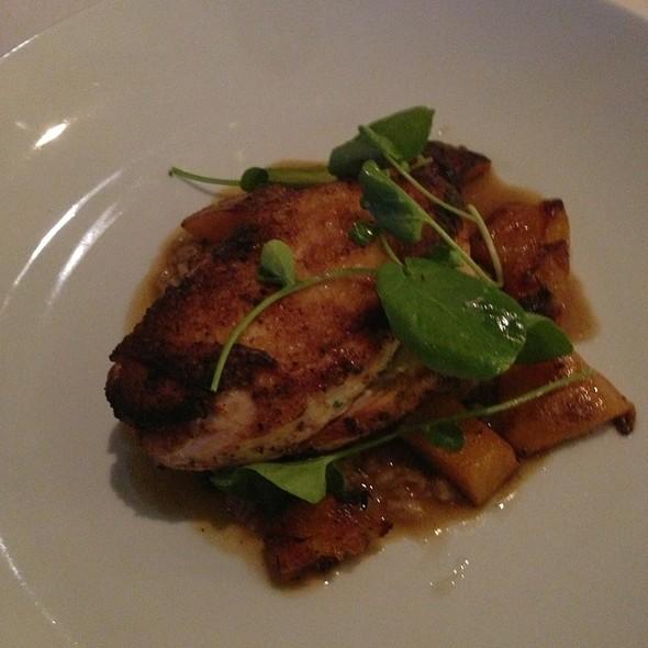 Chicken With Farro Risotto - Sam and Harry's - Renaissance Schaumburg, Schaumburg, IL