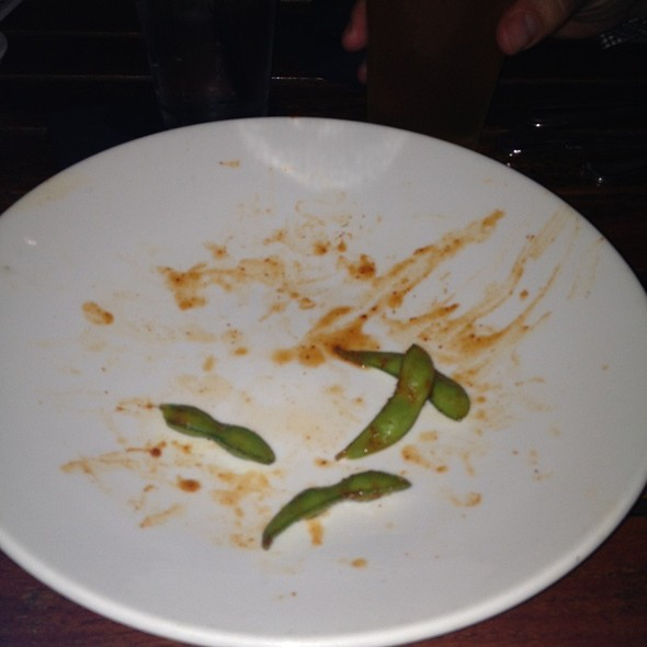 edamame - Spice Modern Steakhouse Downtown Orlando, Orlando, FL