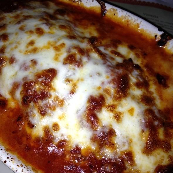 lasagna - Carmine's Italian - Pasadena, South Pasadena, CA