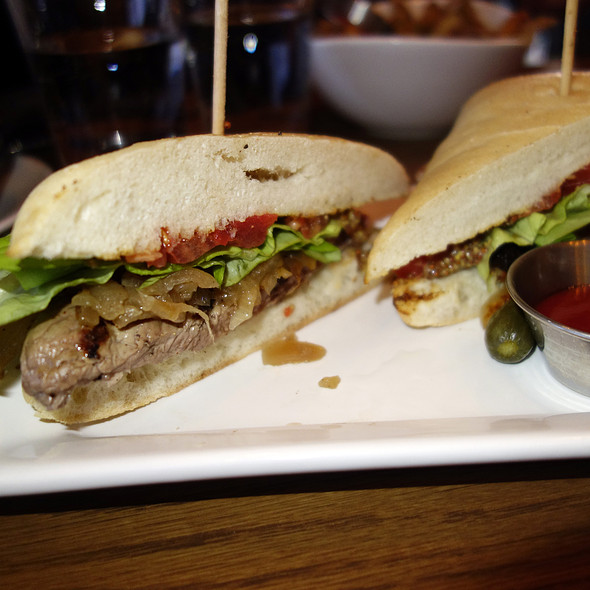 Steak Sandwich - Municipal Bar + Dining Co., Chicago, IL