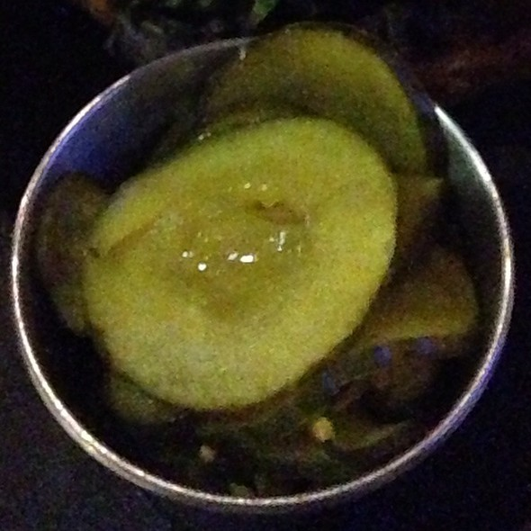 Vinegar Pickles - Hoyt's Tavern, Chicago, IL