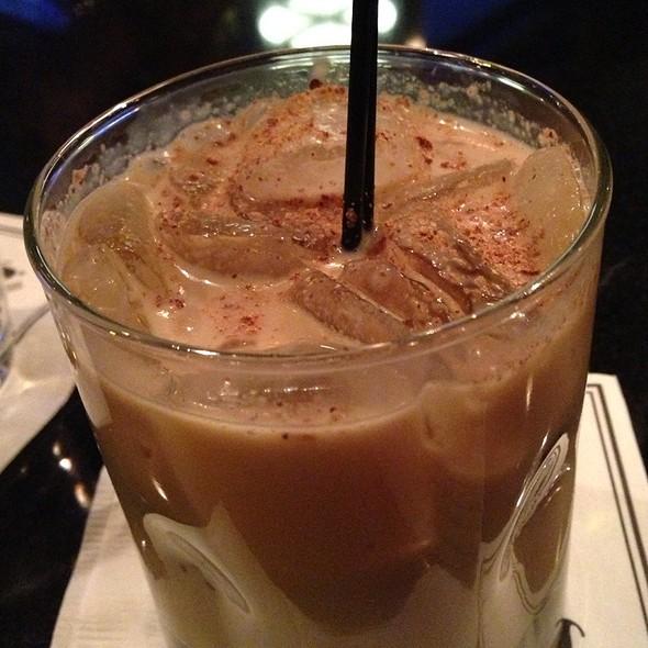 Winter Wonderland Cocktail - Morton's The Steakhouse - Chicago - Wacker Place, Chicago, IL