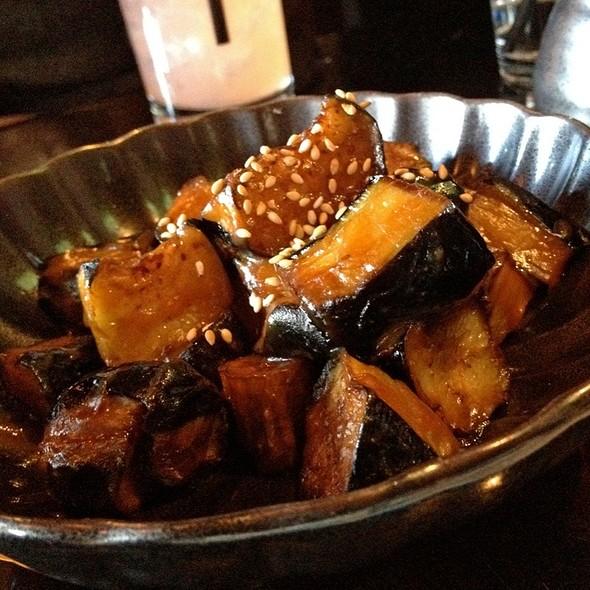 Miso Eggplant Dengaku - Sushi Roku - Pasadena, Pasadena, CA