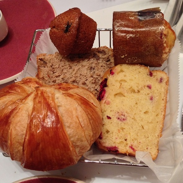 Norma's Truly Continental Bakery Basket - Norma's, New York, NY