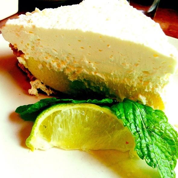 Key Lime Pie - Scott's Bar & Grill, Edmonds, WA