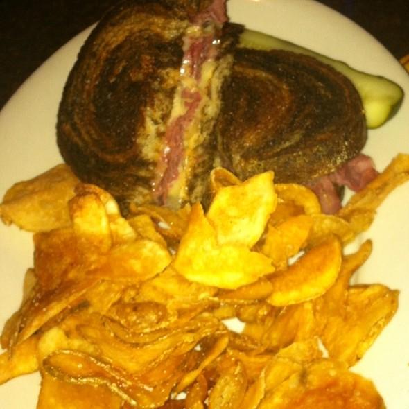 Reuben Sandwich - Rockwood Tap House, Downers Grove, IL