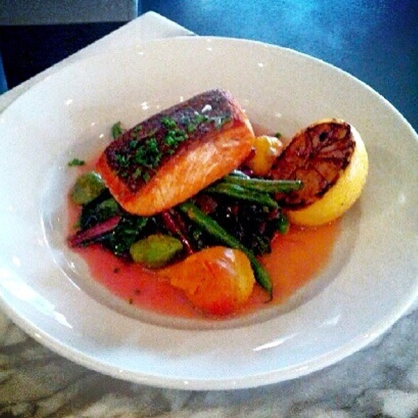 Arctic Char - John & Sons Oyster House - Downtown, Toronto, ON