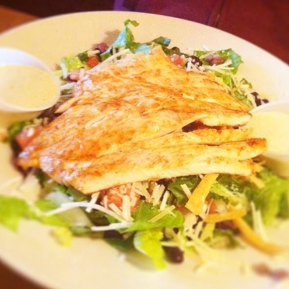 Super Caesar Salad - Chuck's Southern Comforts Cafe - Burbank, Burbank, IL