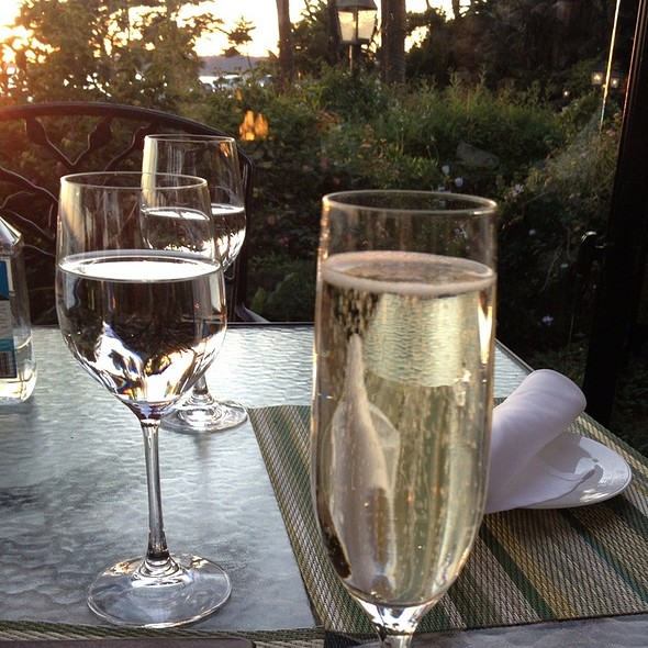 Prosecco - Bella Vista at Four Seasons Resort The Biltmore Santa Barbara, Santa Barbara, CA
