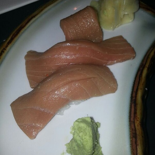 Chutoro Nigiri - BlueFin Japanese Restaurant, San Jose, CA