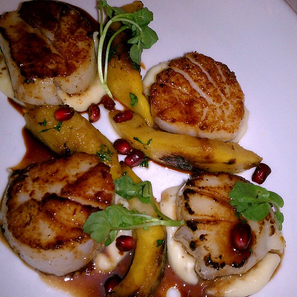 Scallops - Artisan, Southport, CT
