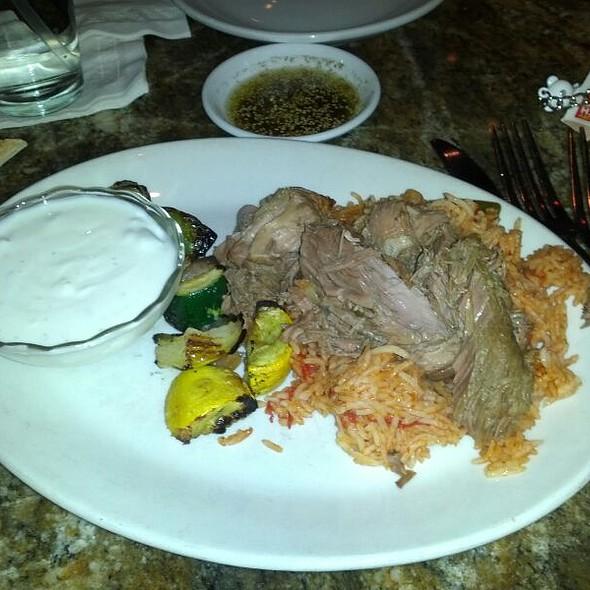 Lamb Kabsah - Lebanese Taverna - Tysons Galleria, McLean, VA