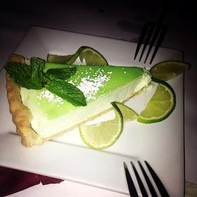 Key Lime Pie - Sur Restaurant, West Hollywood, CA