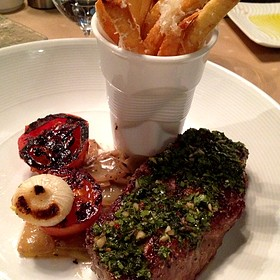 60 Day Aged New York Steak - Hardware Grill, Edmonton, AB