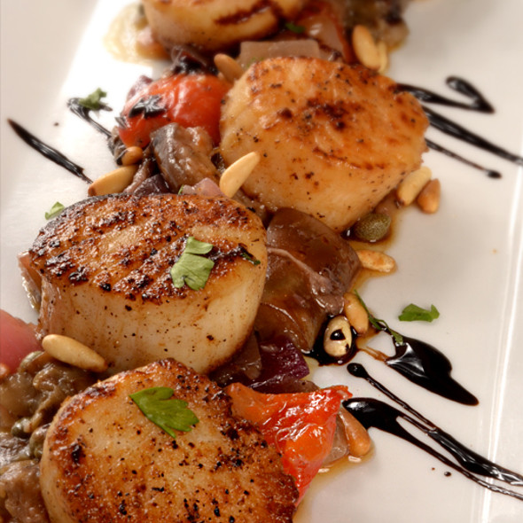 Scallops - Avalon Restaurant - West Chester, West Chester, PA