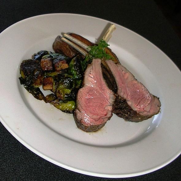 Lamb Chop - Trax Restaurant & Cafe, Ambler, PA